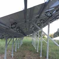 Safari camp - 60kWp off-grid solar system